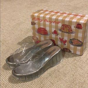 Jeffrey Campbell Flatform Sandal
